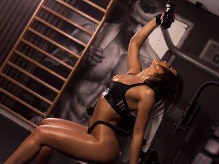 AnyaCharming shows nude anal